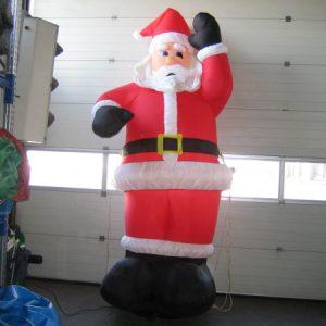 kerstman_opblaasbaar