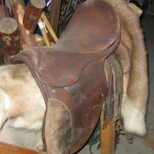 paardezadel
