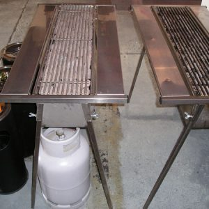 gas-barbeque