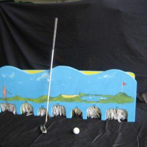golfspel-putten